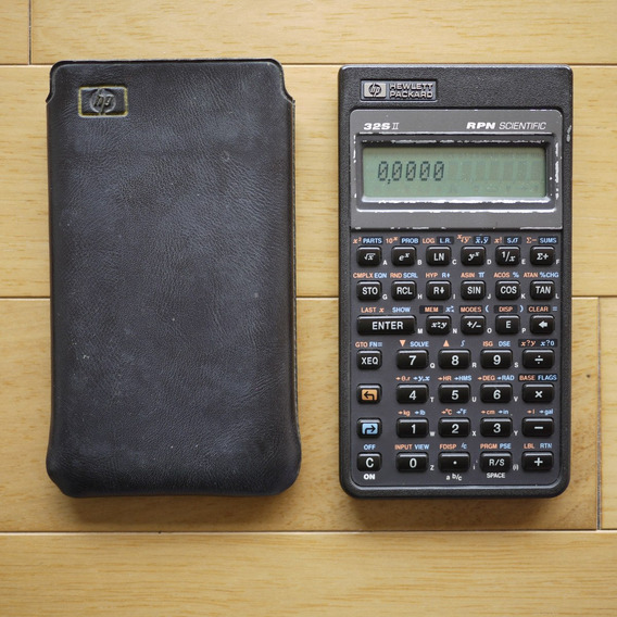 Calculadora Científica Hp 32sii