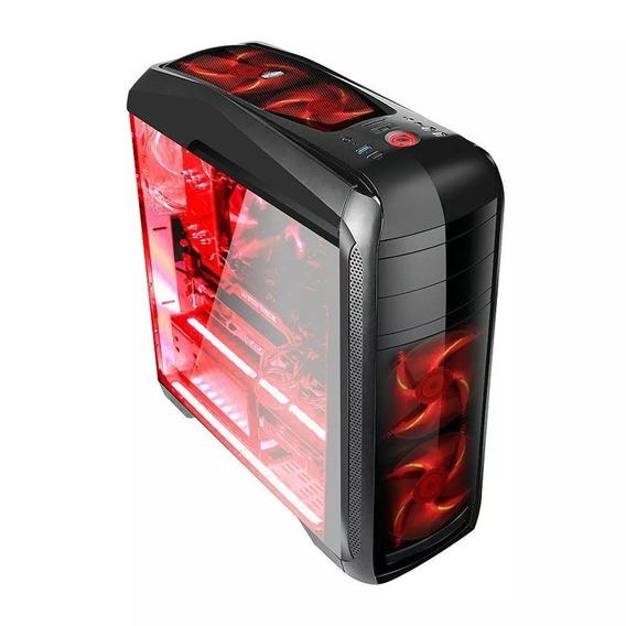 Cpu Gamer/core I5/8gb De Ram/hd 4tb/rx 580/fonte 650w 80plus
