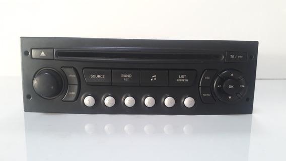 Rádio Original Peugeot 3008 2009 À 2015