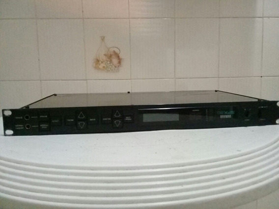 Reverb Yamaha Spx 90 Liguei Em 220 E Parou De Funcionar