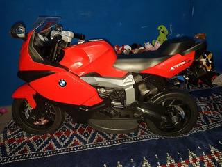 Moto Electrica Infantil Bmw 12v K1300s