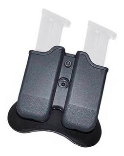 Funda Porta Cargador Glock 25 Holster Doble 380 G25 17 19