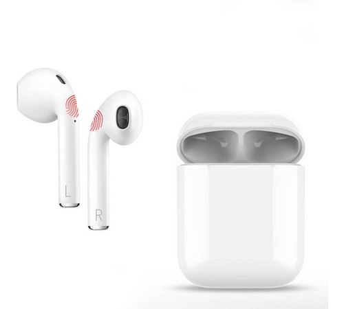Auriculares Inalambricos Bluetooth Touch I19 In Ear Tws