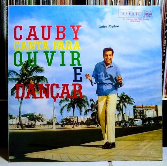 Lp Cauby Peixoto Canta Para Ouvir E Dançar 1965