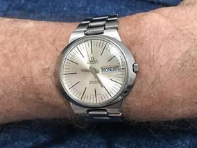 Relógio Omega Geneve Automatic Dynamic 41 Mm - 13 Anos M L