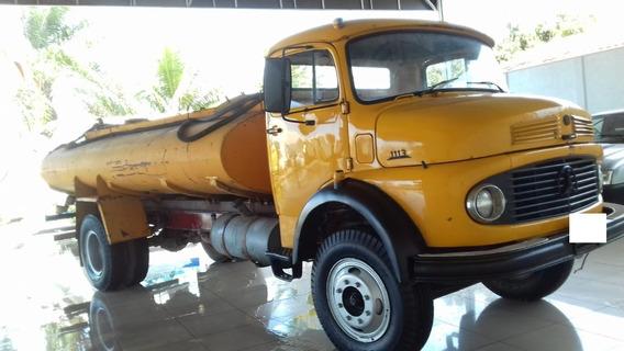 Caminhão Pipa Mb 1113 1974/1974