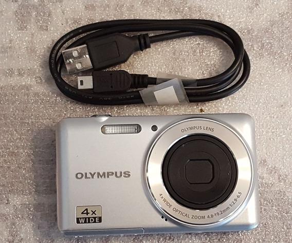Camera Maquina Fotografica Olympus Vg-150- Novíssima