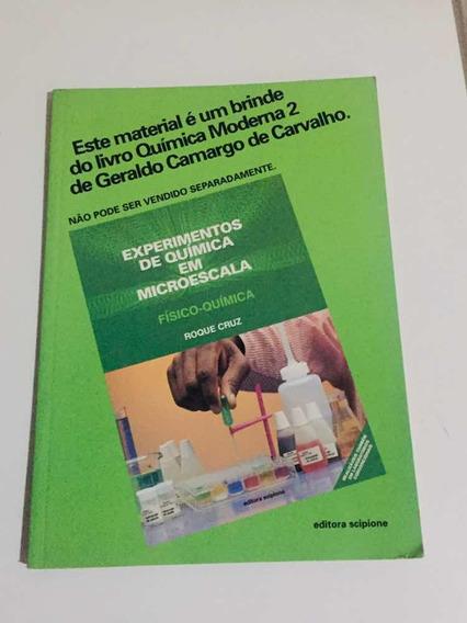Livro Experimentos De Química Em Microescala -