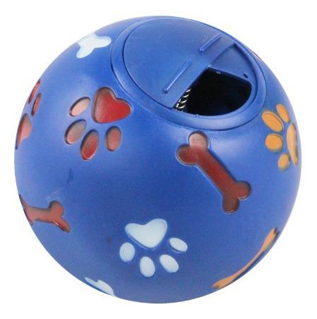 Bola Grande Porta Petisco Para Cachorro - 18 Cm Pawise