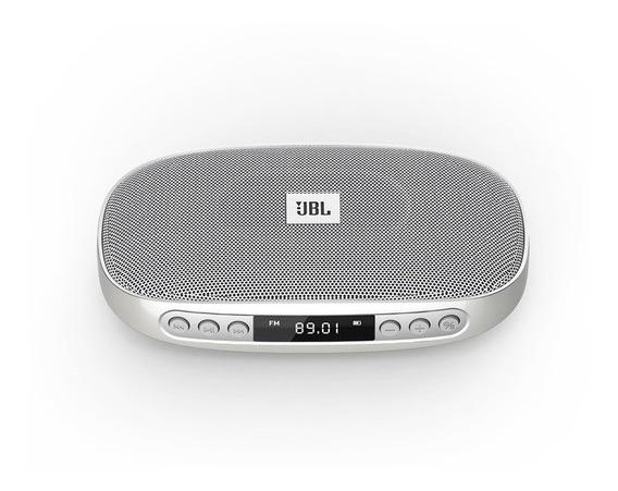 Caixa De Som Jbl Tune Bluetooth Rádio Fm Usb Micro Sd Nfe