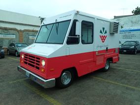 Chevrolet Food Truck 1999 Equipo Nuevo