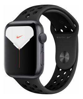 Apple Watch Nike Series 5 Gps 44mm Space Gray Aluminum Case