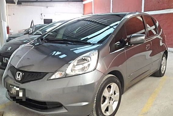 Honda Fit 1.4 Lx-l Mt 100cv 2010