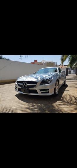 Mercedes-benz Clase Slk 1.8 200 Cgi Mt 2015
