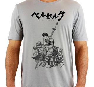 Camiseta Camisa Berserk Gatsu