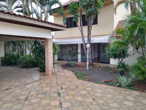 Casa, 540 M² - Venda Por R$ 2.000.000,00 Ou Aluguel Por R$ 7.500,00/mês - Iguaçu - Londrina/pr - Ca1978
