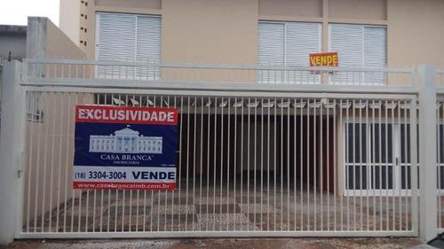 Imagem 1 de 8 de Excelente Oportunidade Comercial No Centro De Araçatuba . - Ca1130
