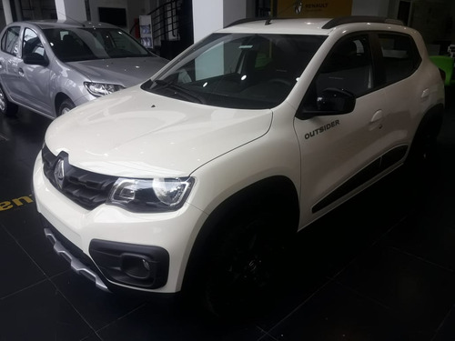 Renault Kwid 1.0 Outsider  Oferta Del Mes!! Tasa19.9% (mb)