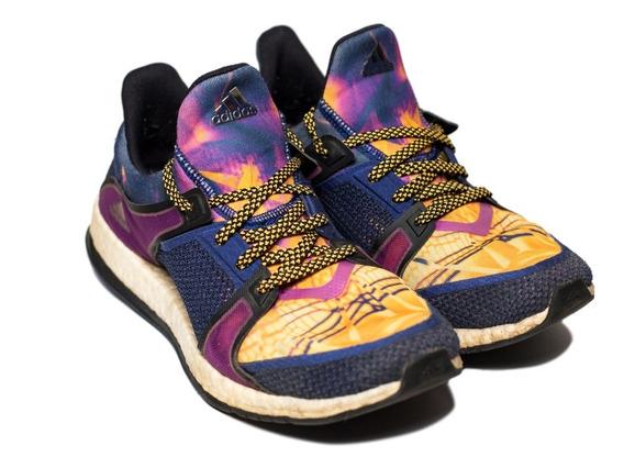 Zapatillas adidas Pure Boost X Dama Talle 38