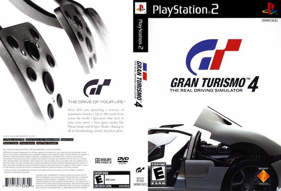 Patch Gran Turismo 4 Ps2