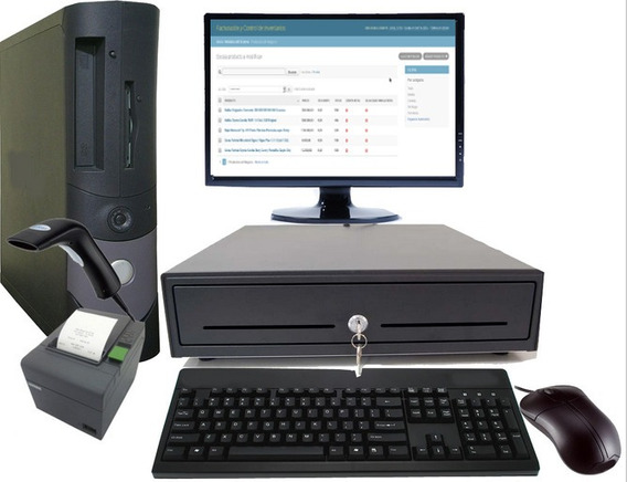 Sistema Programa Venta De Repuestos Facturacion Inventario