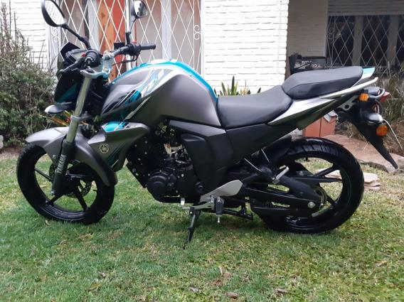 Yamaha Fz16 S-fi