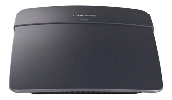 Roteador Cisco Linksys E900 N 300mbps 2.4ghz Router