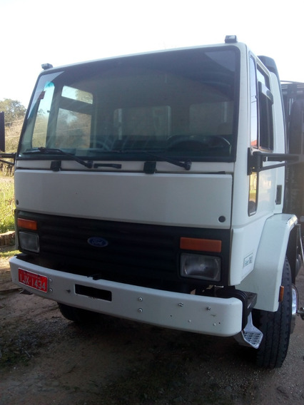 Ford Cargo Truck 1621 Ano 2000