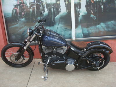 Softail Black Line