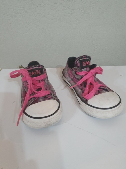 Zapatillas Converse All Star Talle 24 Usa