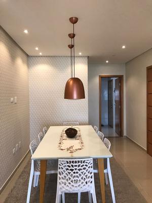 Apartamento 124m² - Residencial Parque Dos Coqueiros