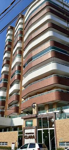 Apartamento Com 1 Dorm, Caiçara, Praia Grande, Cod: 8154 - A8154