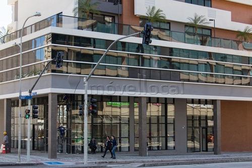Conjunto/sala Comercial À Venda Com 92.06m² Por R$ 561.580,23 No Bairro Centro - Curitiba / Pr - Sa0059