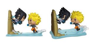 Pop Momentos Naruto Shippuden Vs Saske Exclusivo Gamestop