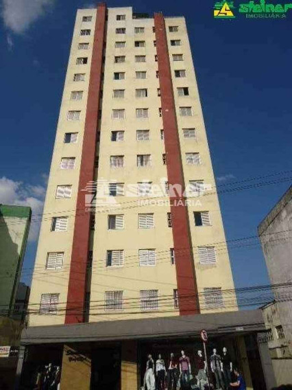 Venda Apartamento 1 Dormitório Centro Guarulhos R$ 200.000,00 - 35468v