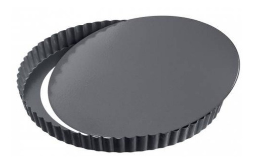 Molde Para Pie Antiadherente Desmontable