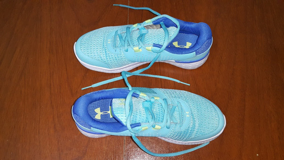 Zapatilla Under Armour Mujer Talle 39 (25cm)