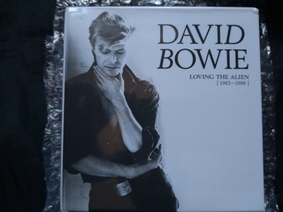 David Bowie - Loving The Alien 1983 - 1988 Box - Europeu.