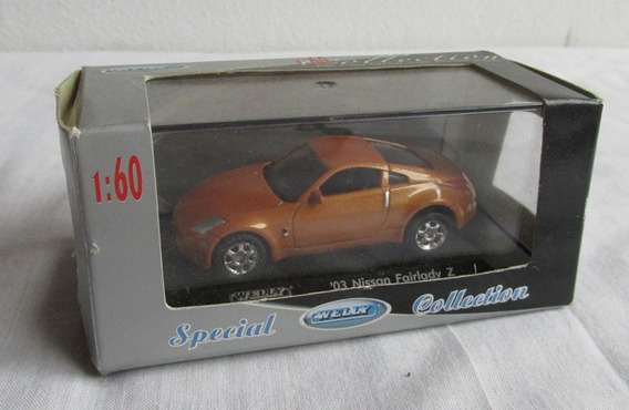 Welly 1/60 Collection Special Nissan Fairlady Z, Con Caja