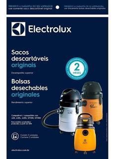 Saco Para Aspirador Electrolux A20; A20l; Gt300; Gt30n
