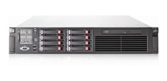 Servidor Hp Proliant Dl380 G7 2 Xeon Quad Até 12x S/ Juros