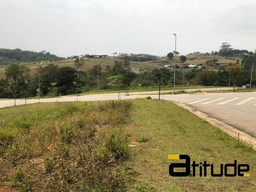 Imagem 1 de 15 de Terreno De Esquina Com 670 M² Condomínio Altavis Da Aldeia - 4538