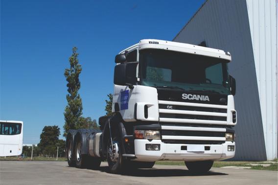 Scania P114 Cabina Simple 6x2