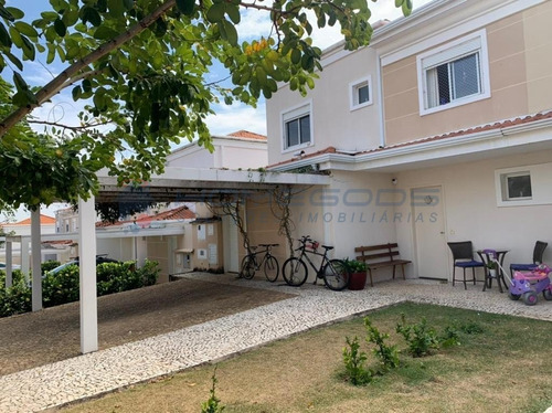 Imagem 1 de 30 de Casa Em Condomínio A Venda Em Campinas Com 4 Dormitórios Sendo 2 Suítes - Casa Bella - Imobiliária Em Campinas - Ca01199 - 69512380
