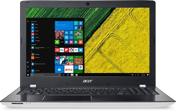 Notebook Acer Aspire E E5-553g-t4tj Amd A10 4gb 1tb Vitrine