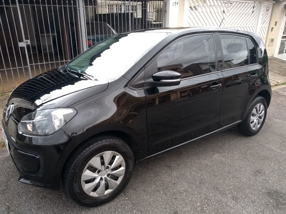 Volkswagem Up! 1.0 Move Total Flex 2015 12v 5p Completo