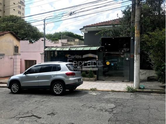 Imóvel Comercial Em Ótima Região De Alto Padrão Bom Para Lojas, Bares Ou Restaurantes 2 Pavimentos - Cf27051