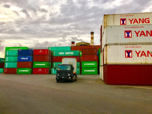 Containers Usados 40'