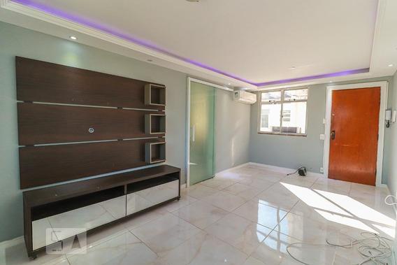 Apartamento Para Aluguel - Taquara, 1 Quarto, 48 - 893118412