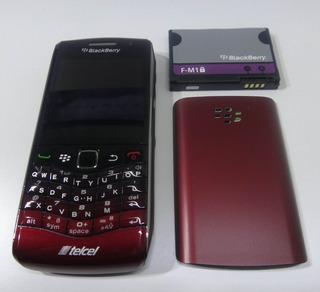 Celular Blackberry Vintage (desbloqueado) Nuev0 + Funda